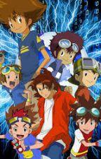 Digimon Mix 7 by Xrosuer-Crystal