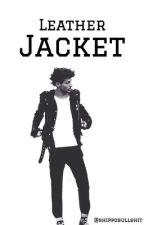 Leather Jacket | l.s by shippobullshit