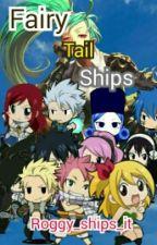 Fairy Tail Ships by XxShips_Rogtear_aFxX
