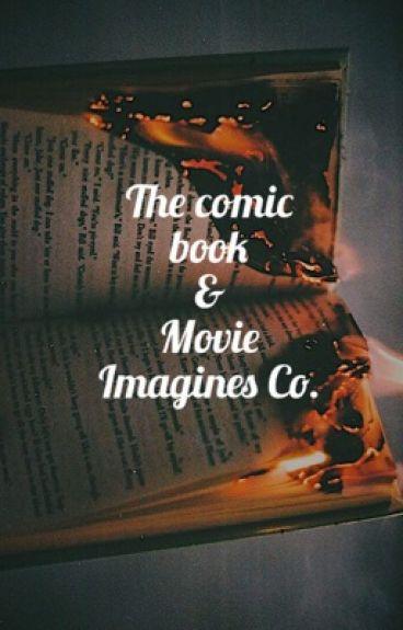 The Comic book & movie imagines co.