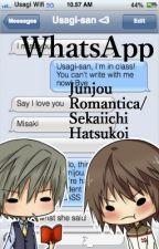 JR & SH II WhatsApp by Sugar_Yams