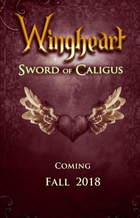 Wingheart: Sword of Caligus by BenjaminGabbay