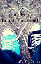 The Boy Down the Street // Blake Gray by totallyjamie