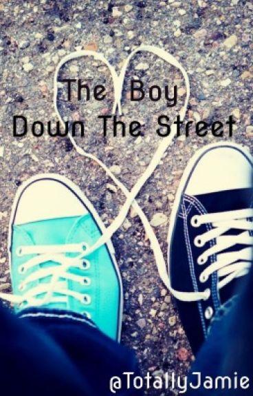 The Boy Down the Street // Blake Gray