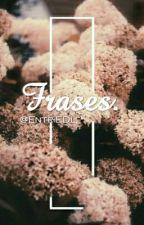 Frases. by Entr-EDL