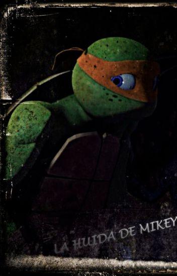 La huida de Mikey (TMNT)