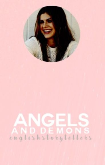 Angels and Demons  ❁  Benny Weir