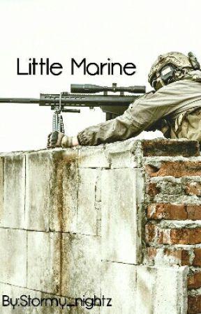 Little Marine by Stormy_nightz