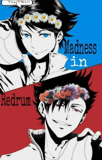 Madness In Redrum Oikawa x Reader x Kuroo ✒