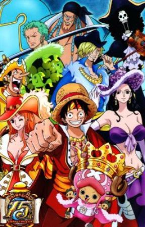 One Piece One-shots! - Luffy X OC - Wattpad