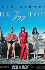 Touring With Fifth Harmony by oops-iz