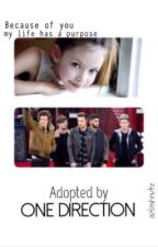 Adopted by One Direction(PUBLISHED) by azizahnvtsr