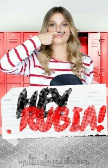 Hey Rubia! #Watty2016