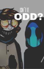 Isn't It Odd ? ⇢ TobyJack by necrobiit