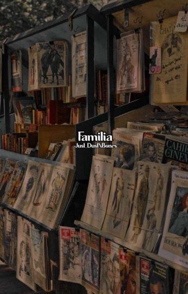Familia              SuperFamily 