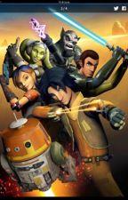 Star wars rebels : La Herema De EZRA  by vaniacra