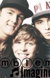 Emblem3 imagines by CuriousEmblem3