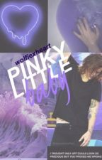 Pinky little baby; larry by wolfiexheart