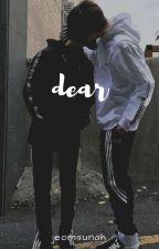 dear || vkook by jeomsunah