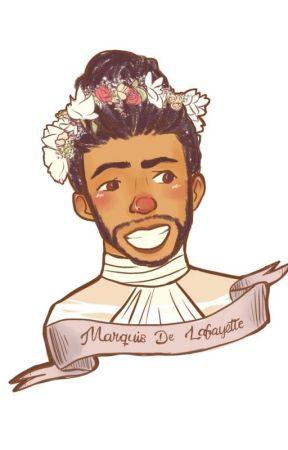 Story of Tonight(Lafayette x Reader) by NotSoGinger