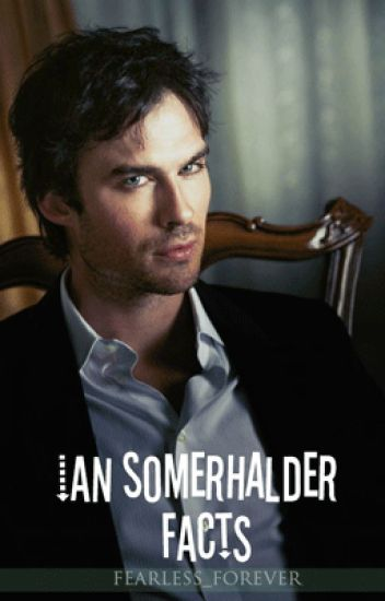 Ian Somerhalder Facts