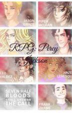 RPG Percy Jackson  by RPGrorotur