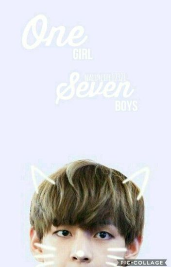 One Girl, Seven Boys (a BTS Fanfic)