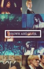 Brown and Blue ➳ Fred Weasley.  by LittleGranger