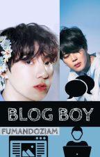 Blog Boy               🎀JIKOOK🎀 by fumandoziam