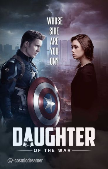 Daughter Of The War. [Steve Rogers]