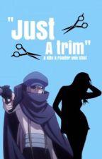 Just a Trim - A Kite x Reader One Shot by bronzor15