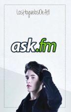 Ask.fm||Atl Garza|| by LosHoyuelosDeAtl