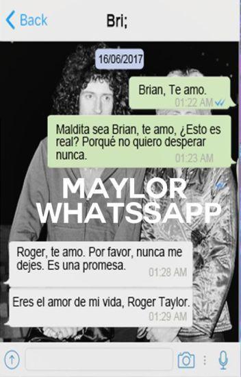 Maylor Whatsapp [Queen]
