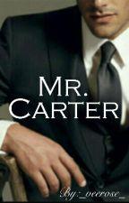 Mr. Carter  by _veerose_