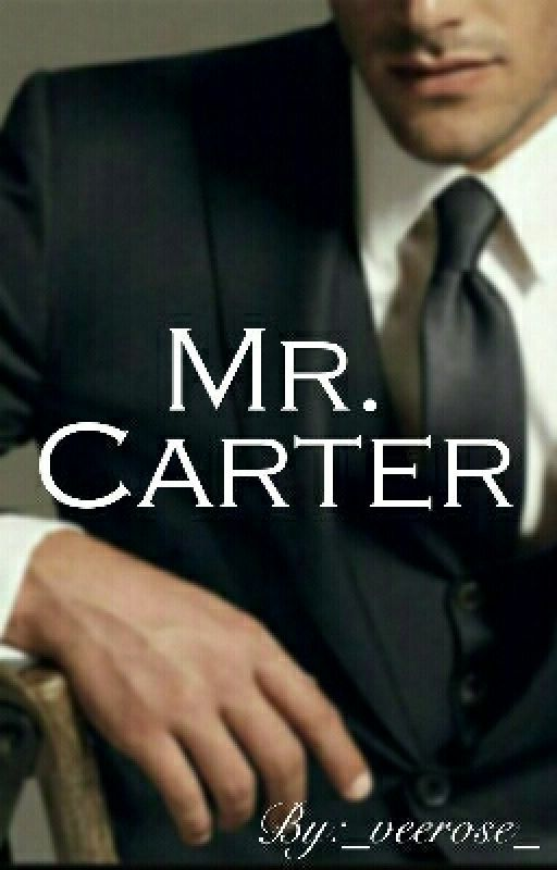 Mr. Carter  by _veerose_