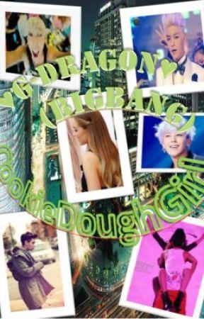 ♥ G-dragon ♥ (BigBang) by CookieDoughGirl