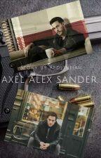 AXEL ALEXANDER by redlinejam