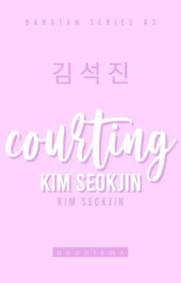 Married To BTS Kim Seokjin [BTS JIN FF]