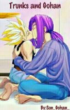 Trunks and Gohan by Son_Gohan_