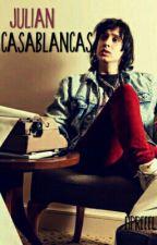 Julian Casablancas by razorbalde