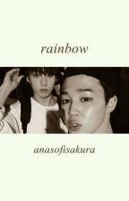 rainbow; jikook by AnasofiSakura