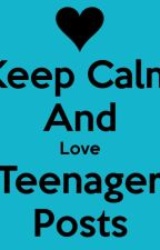 Teenager Post by Haurasamu