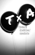 T x A by hxnnahhhh