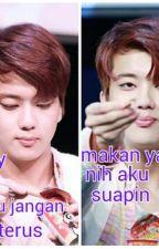 Meme Kpop Garing, Baper, Komplit. by RianaYj