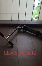 Claws in metal by Vanitto