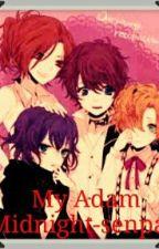 My Adam (Mukami brothers X Reader) by YukinaFrost