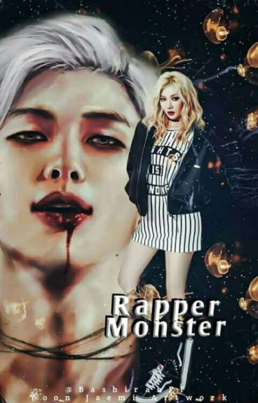 RAPPER MONSTER