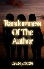 Randomness Of The Author by Ohjin_Obo24