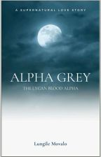 ALPHA GREY by OwnYourThrone