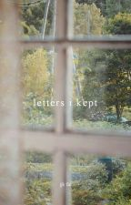 Letters I'll Never Send [j.j.k] by jgkvinyl
